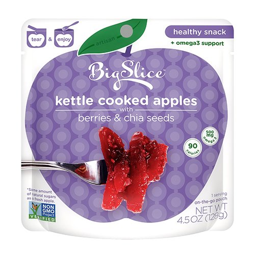 berries and chia